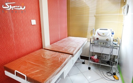 الکساندرایت رکسانا در مطب دکتر فروزانی