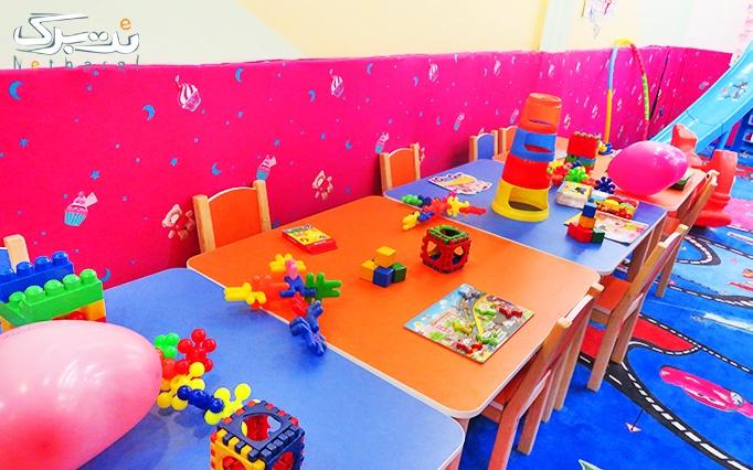 کارگاه آموزشی برای کودکان در خانه کودک