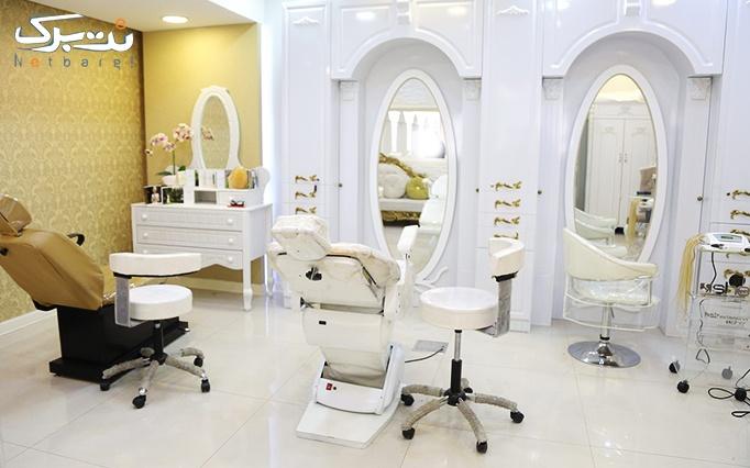 دستمزد نصب اکستنشن مو در سالن سپیده