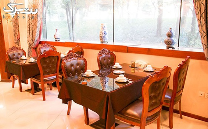رستوران چینی اورومچی با منوی باز غذاهای خاص چینی
