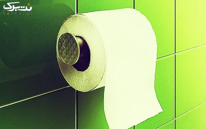 انواع محصولات دستمال کاغذی حریر