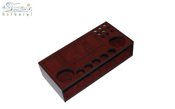 کنسول چوبی لوازم آرایش از مجموعه رایتک