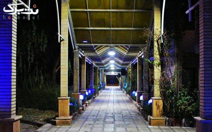 رستوران سنتی هتل توریست توس با منو غذای ایرانی