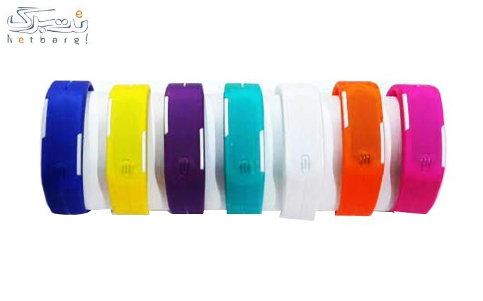 ساعت LED Sport Touch ضد آب از شرکت نوین سازان