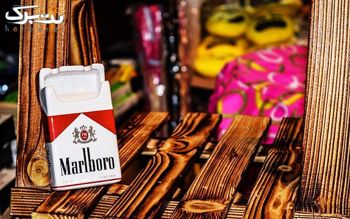 جا سیگاری مارلبرو از بازرگانی شایلی