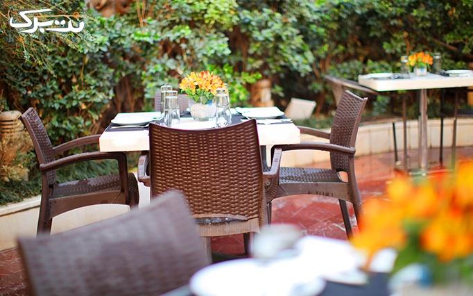 رستوران هندی تندور(هتل سفیر) با غذاهای اصیل هندی