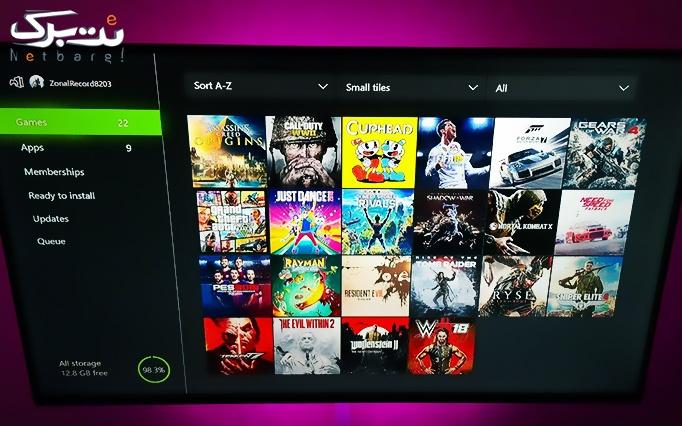 هیجان بازی های XBOX و PS4 در گیم نت گلکسی