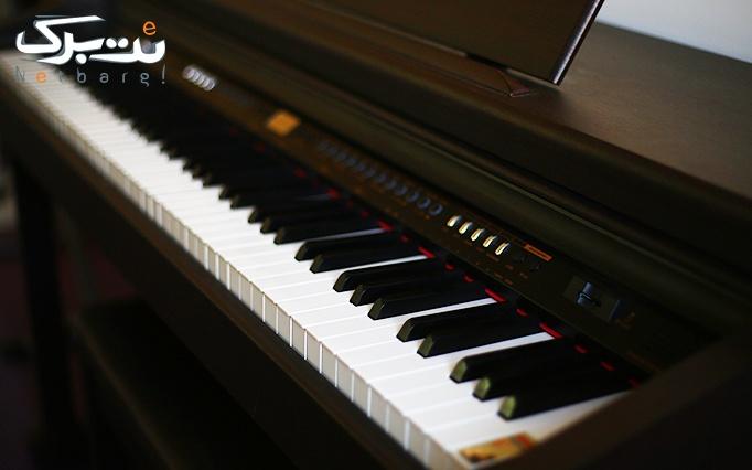 آموزش آهنگسازی در آموزشگاه هنر پژوهان نواندیش