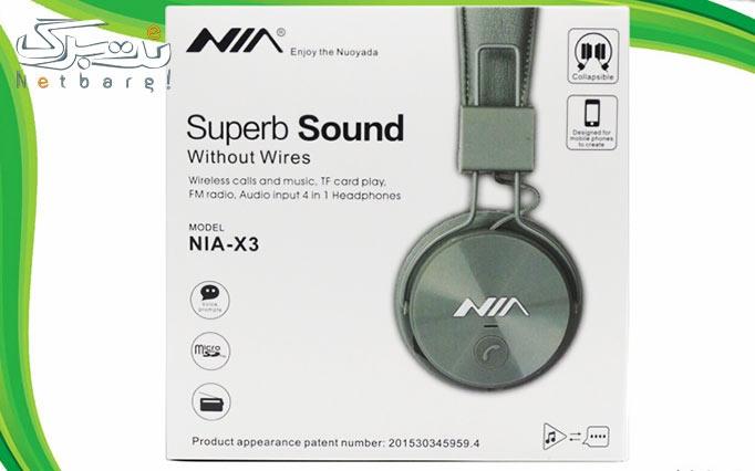 هدست بلوتوث NIA X3 از تاچ ورلد