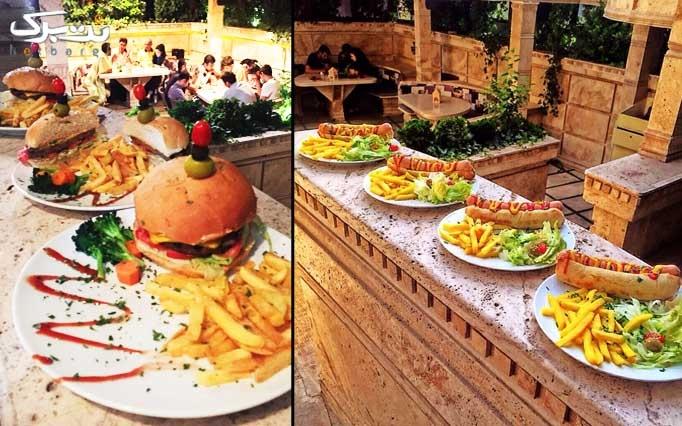 رستوران گریل گاردن با طعم های خاص