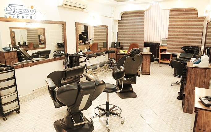 ریباندینگ مو در آرایشگاه آمیتیس
