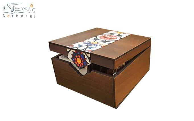 جعبه چای و نسکافه از فروشگاه تهران دیزاین
