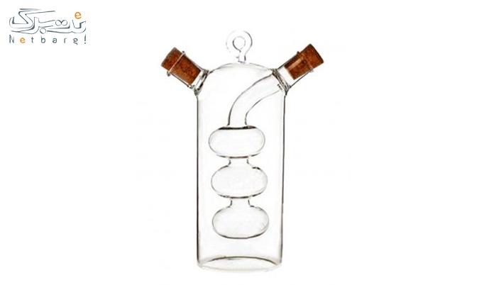 آبلیمو خوری شیشه ای دو جداره از بازرگانی شایلی