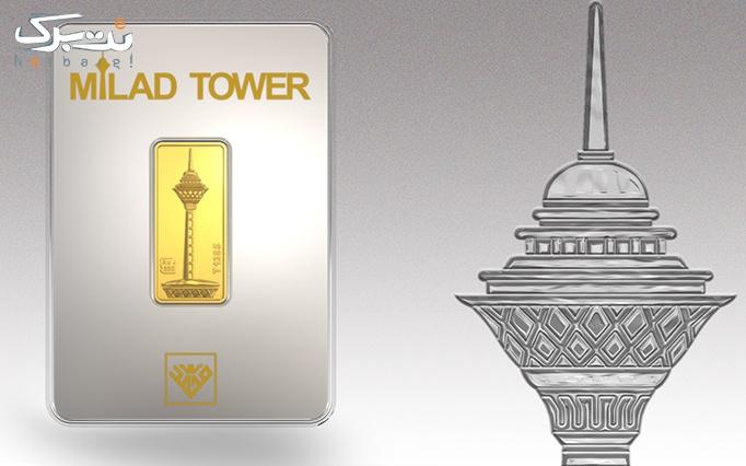 پیشنهاد ویژه نوروز پلاک نقش برجسته برج میلاد 0/700