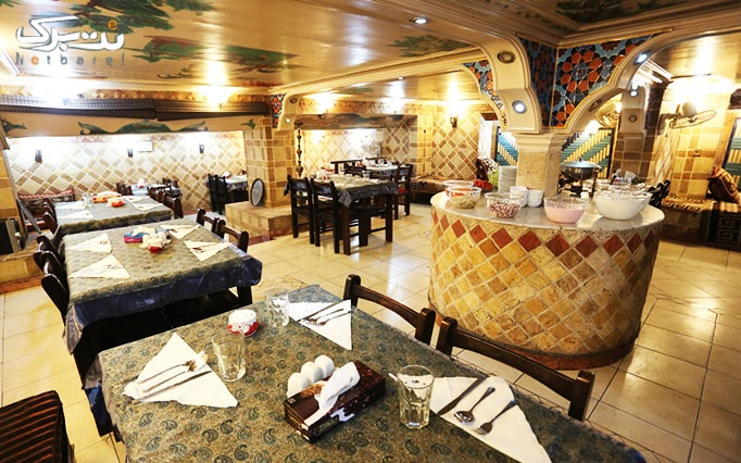 پکیج شام و موسیقی زنده در رستوران صفویه
