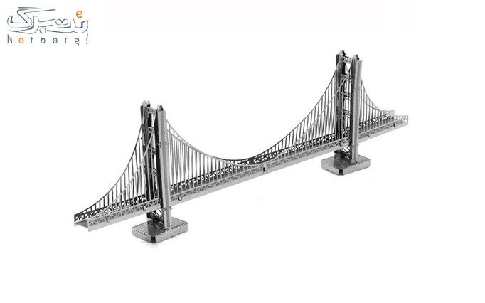 پازل3D پل گلدن بریج کالیفرنیا از  ایران پازل