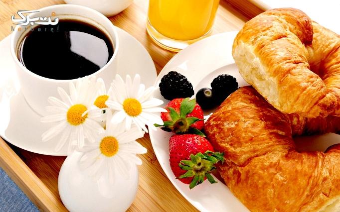 صبحانه ای لذیذ در کافه گلدون