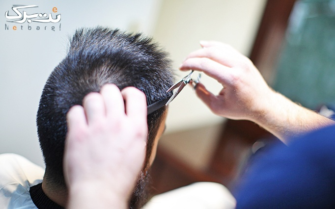 پاکسازی و ویتامینه موی سر در پیرایش مهرداد