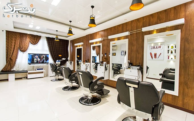 اصلاح مو در پیرایش آرت Vip