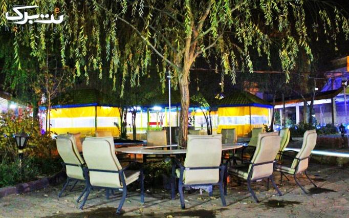 رستوران سنتی هتل توریست توس با شیشلیک مخصوص