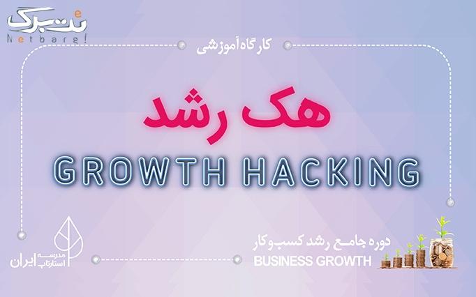کارگاه آموزشی هک رشد با گروه جهش