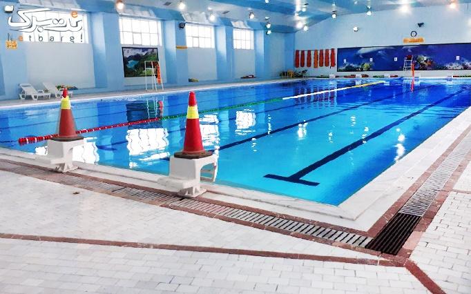 آموزش شنا ویژه آقایان در مجموعه استخر کوثر