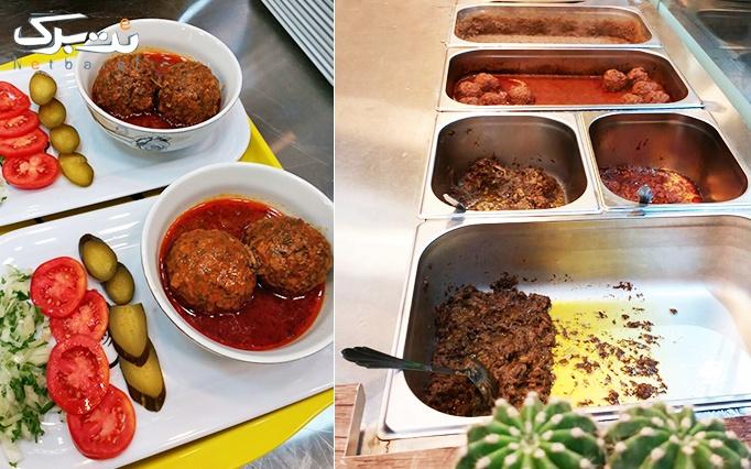 غذای سنتی جاغرق باشی با آش بسیار خوشمزه