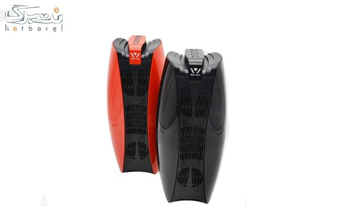 اسپیکر بلوتوث - پاوربانک مدل WSA-8618