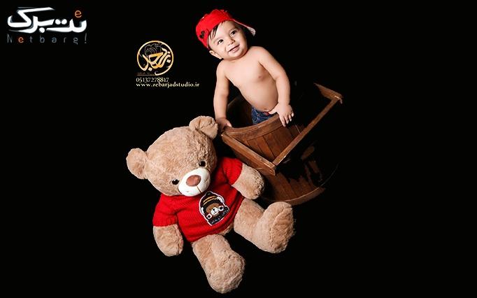 آتلیه زبرجد با دکورهای جذاب کودکانه