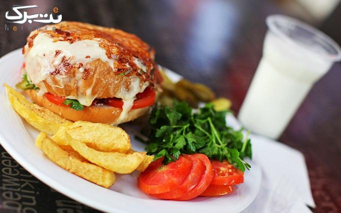 ساندویچ فکتوری واقع در فودکورت پل طبیعت