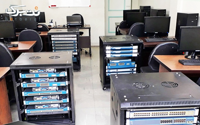 کارگاه عملی سیسکو 2 در موسسه راهین سیستم