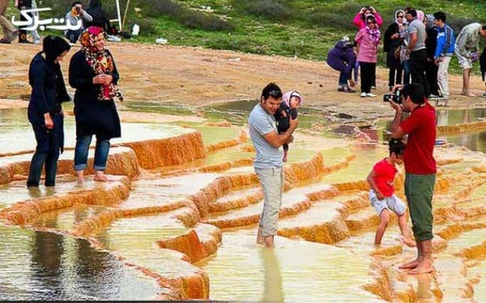 فستیوال گردشگری:  باداب سورت با 20 گشت