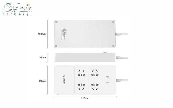 چهار راهی برق مدل ORICO HPC-4A5U-V1