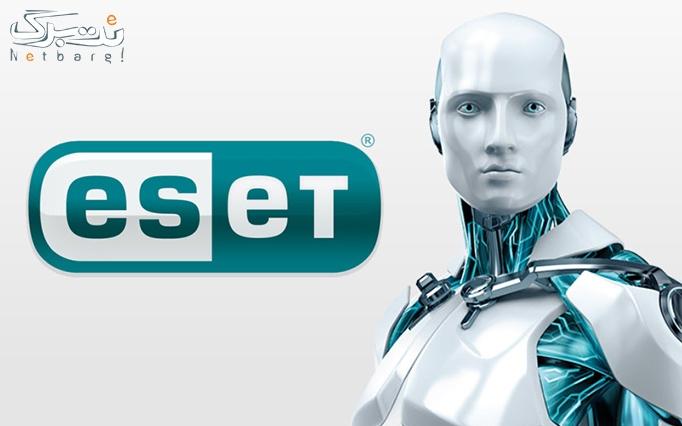 آنتی ویروس دو کاربره+اندروید ESET Internet Securit |