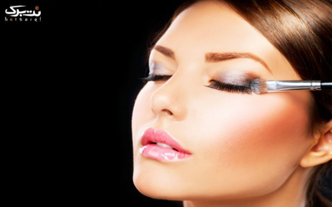 میکاپ،شینیون مو در آرایشگاه ایران چهر
