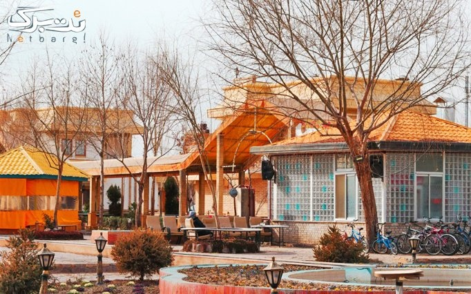 اقامت در هتل 4 ستاره ویلایی توریست توس مشهد