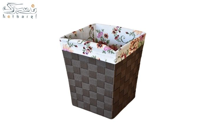 ست سطل و جا دستمال کاغذی سی دا کد SE142