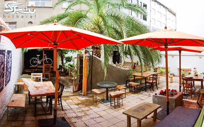 رستوران کافه محض با منو کافه و غذا