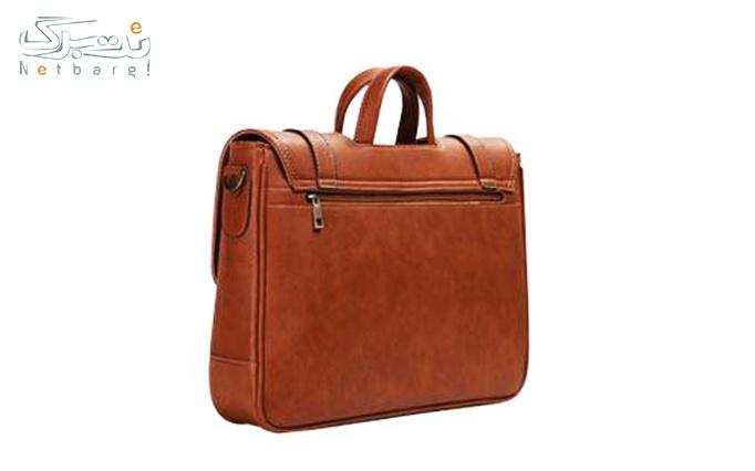 کیف چرم اداری مردانه کد AP 14/31
