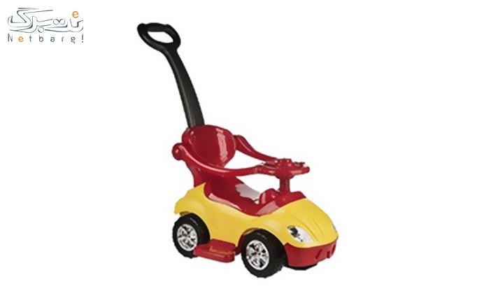 ماشین بازی سواری 3 کاره مگا کار