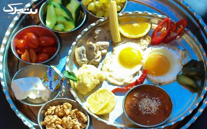 رستوران بی نام با منو صبحانه متنوع و پرانرژی