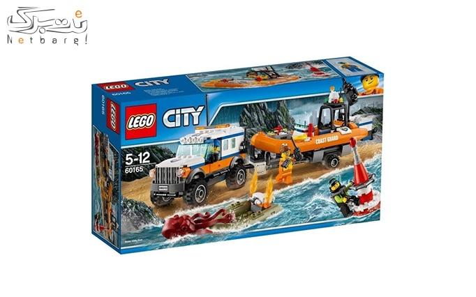 لگو Lego 4X4 Response Unit 60165