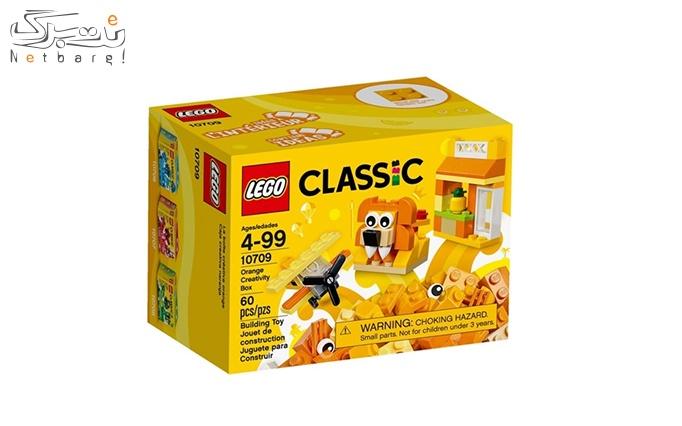 لگو lego orange Creativity Box