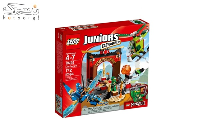 اسباب بازی لگو lego Lost Temple
