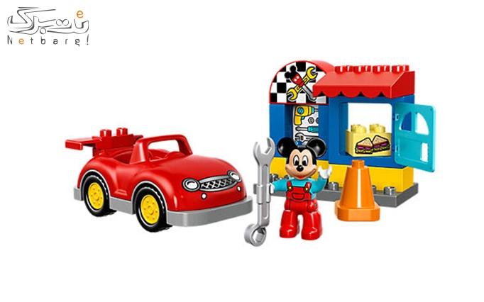 اسباب بازی لگو Mickey's Workshop
