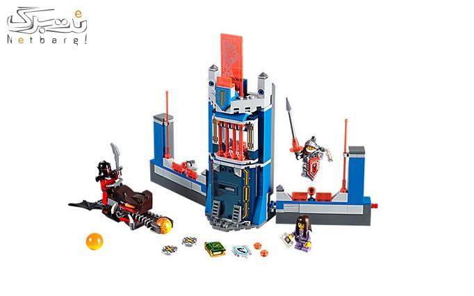 اسباب بازی لگو Lego Merlok's Library 2.0