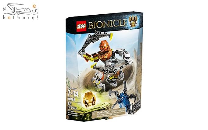 اسباب بازی لگو Lego Pohatu Master of Stone