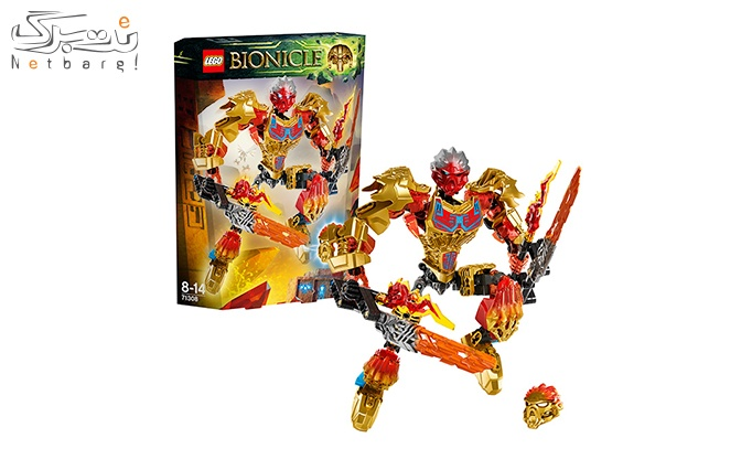 اسباب بازی لگو Lego Tahu Master of Fire