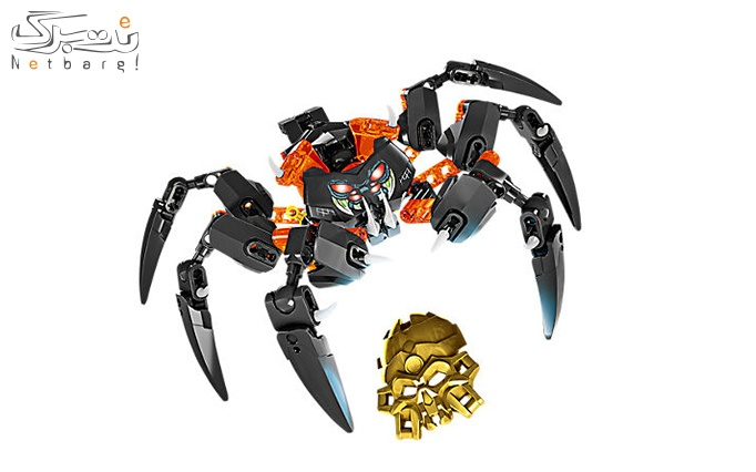 اسباب بازی لگو Lego Lord of Skull Spiders