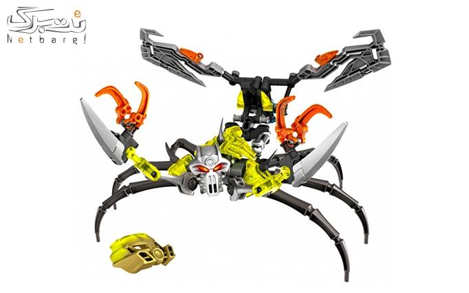 اسباب بازی لگو Lego Skull Scorpio